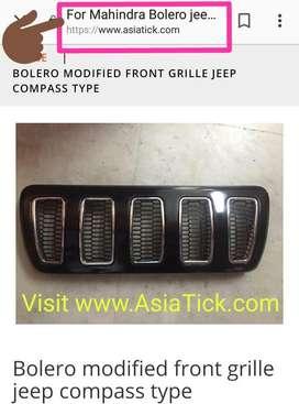 Bulero grill jeep type