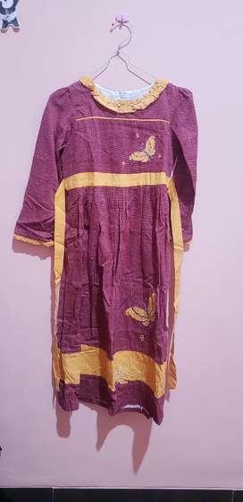 Baju Muslim Anak SD