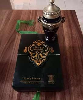 Jual parfum Oud Arab,  asli madinah,,khusus pria box exclusive