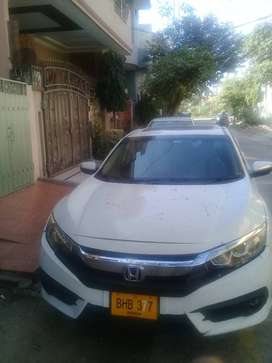I dr navid want to sale my turbo honda civic suprb genuine condition