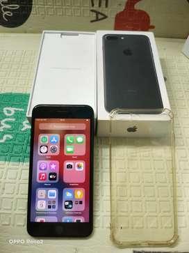 iPhone 7 Plus 32Gb Fullset Bisa TT