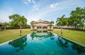 For Sale Colonial Villa 6br in Canggu