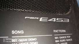 Keyboard psr e453