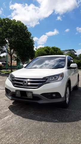 Honda CRV 2013 Manual Istimewaa