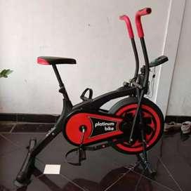 sepeda platinum Bike Merah # 2Gerakan