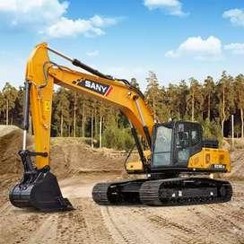 Disewakan Berbagai Jenis Alat Berat Excavator,Dozer,Vibro,dll