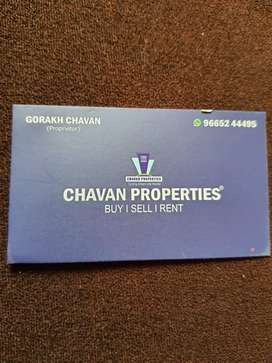 1 bhk budget flt for sell in link road near by fire briged