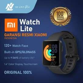 Xiaomi Mi Watch Lite Smartwatch Garansi Resmi