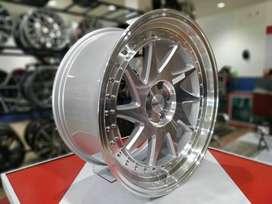 Velg Celong R19 Rotiform OZT PCD 5x114,3 Camry Almaz Terios Rush CRV