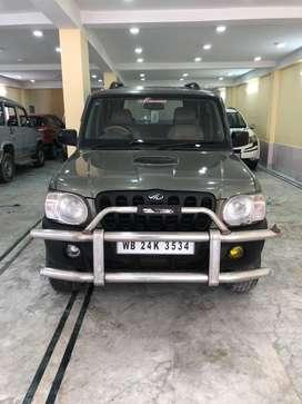 Mahindra Scorpio LX BS-IV, 2009, Diesel