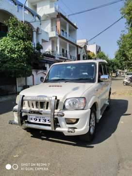Mahindra Scorpio VLX 4WD BS-III, 2012, Diesel