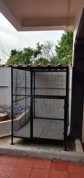 Brand new dog cage