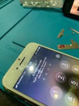 Ganti ic power base band (sinyal) iphone 7