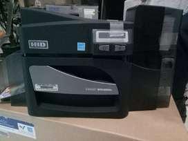 Printer ID Card Fargo Dtc4500e DTC 4500 Single Side