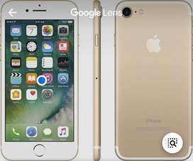 Iphone 7 32 gb 16 month old but new condition