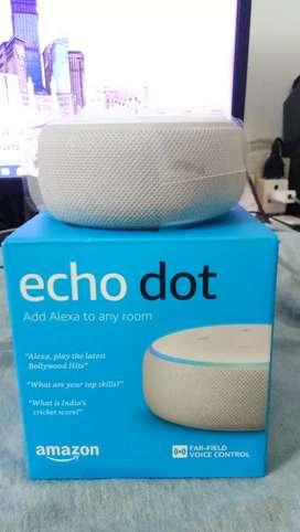 Amazon Eco dot 3rd generation