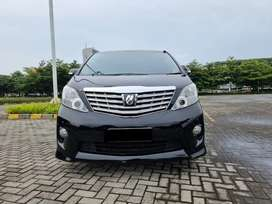 Toyota Alphard S CBU 2010 AD Good Condition