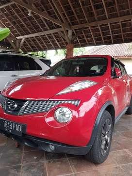 Juke rx 2013 merah A/T