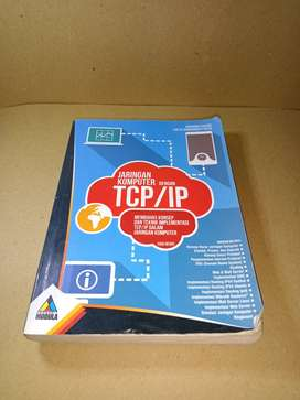 Jaringan Komputer dengan TCP/IP