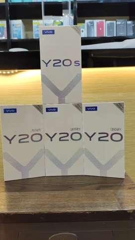 VIV0 Y20 RAM 4/64GB GARANSI RESMI 1TAHUN
