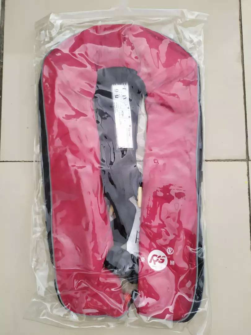 Life jacket 150 N  Gas CO 0