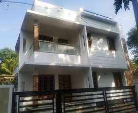 A NEW SUPREB 4BED ROOM 1800SQ FT 5CENTS HOUSE IN AMALA NAGAR,TSR