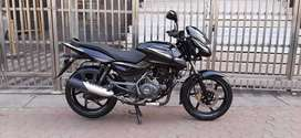 New condition pulsar 150 bs4 .1st owner .all paper clear