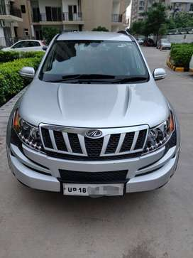 Xuv 500 w6 with company fitted alloy wheels,  car under warranty