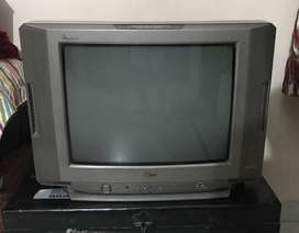 Colour Television in best condition with working remote