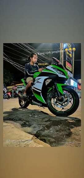 Fs ceper Bu ninja 250 aba anniversary 30 Kawasaki