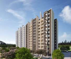 2 Bhk Apartment in wagholi at 42.68 Lalkh(all inclusive), At Baif road