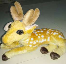 Soft deer toy NEW