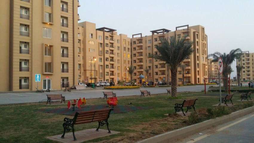 West Open Two Bed Apartment On Rent Near Jinnah Avenue 0