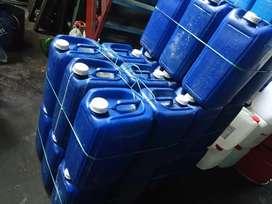Jerigen biru 25 liter