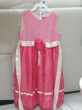 Dress Anak Barbie