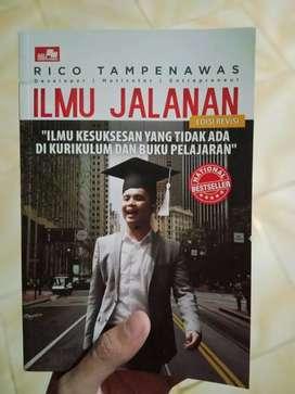 Ilmu jalanan - Rico tampenawas(best seller)