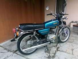Jual/TT metik MOTOR Antik GreSs,full ORISINIL,Surat Lengkap,gak kecewa