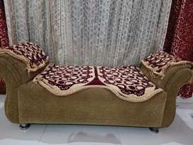 7-seater Sofa set with table