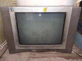 Hanch colour TV
