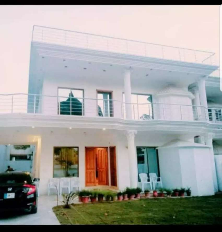 Guest House White lodge islamabad 0