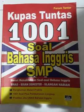 Buku Soal Bahasa Inggris SMP