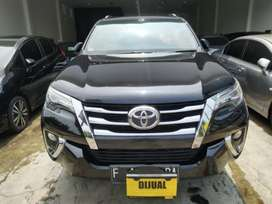 TOYOTA NEW FORTUNER VRZ AT MATIC DIESEL TAHUN 2017 DOUBLE DISC F NO.