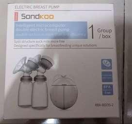 New electrik pompa ASI 2 botol sondkoo