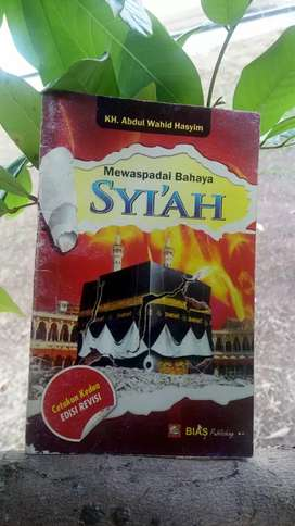 Buku tentang mewaspadai Bahaya Syi'ah