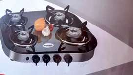 Gas stove , chimney, geyser ,ro repair and kitchen lpg gas pipe fiting