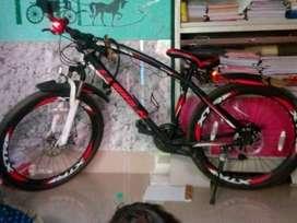 Lumala 21 T Tracking power ALU body cycle