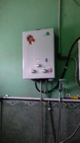 Water Heater Gas # Mandi Air Hangat Semangat