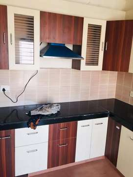 2bhk semi furnished apartment