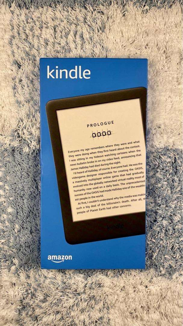 """All-New Kindle (10th Gen), 6"""" Display now with Built-in Light 0"""