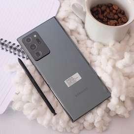 Samsung Note 20 Ultra RAM 8/256 GB PHANTOM BLACK SECOND